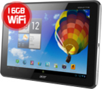 Acer Iconia A510 $178 EB Games Online Only