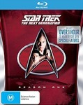 STAR TREK: TNG Blu-Rays Season 1, 2, 3 & 4 Only $29.58 + $0.99 Shipping Each at JB