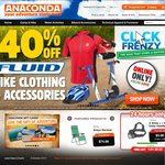 Click Frenzy 25% off Storewide Plus Heaps More @ Anaconda