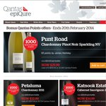 Qantas epiQure: Free Membership (Save $99 / 13,000 QFF pts) + Discounted Wine & Events Offers