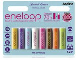 ENELOOP AA Tropical 8pk $19.99 + Shipping @ DSE Online Only