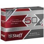Save 30% on NEW Wilson Staff 50 Elite Dozen Golf Balls - only $35.52 inc P&H. RRP $50
