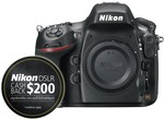 Nikon D800 Body at Camerapro $2645 (after $200 Cashback)
