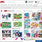 Wii U Basic Skylanders Swap Force Bundle $179 at Kmart