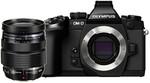 Olympus E-M1 + 12-40 Pro Kit $1699 after Cashback + Free Shipping @ CameraPro