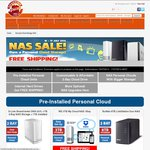 Synology DiskStation 4-Bay NAS DS414j, for $449.00, SAVE 21% @ Shopping Express