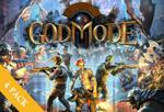 God Mode 4 Pack for $4.49 (USD) Requires Steam [Online Multiplayer 3rd Person Shooter / RPG]