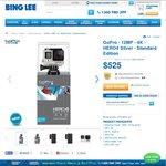 $50 OFF Select Models Canon/GoPro/Nikon/Olympus/Panasonic/Samsung/Sony Cameras @ Bing Lee