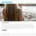 25% off all Kate Macindoe Jewellery