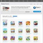 iOS: Kairosoft Game Dev Story, Hot Springs Story, Venture Towns $1.29ea Dungeon Village $2.49