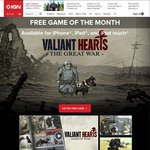 IGN Free Game of The Month: Valiant Hearts Episode 1 (for iPhone, iPod Touch, and iPad)