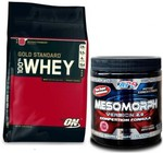 10% off Optimum Nutrition: ON Gold Standard 4.5kg + Mesomorph 2.0 $153 Posted, 12x RTD $20 @ Amino Z
