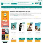 Bookworld Click Frenzy 20% off Every Book