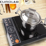 'Eurolab' Induction Cooktop (1 Plate) $31.65 Posted @ Deals Direct