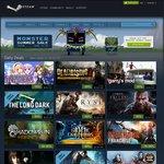 Steam Summer Sale - Day 5 + Flash Deals + Minigame Deals