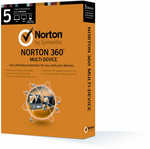 Norton 360 Multi-Device - 5 User $50 @ Big W