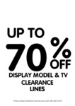 Dick Smith Clearance Day 2: TVs, Tablets, Smartphones, PCs, Printers, Apple, DECT
