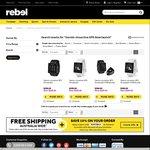Rebel Sport -- Garmin Vivoactive Smartwatch - $233.10 with Free Shipping