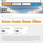 Tiger Air Saturday Flight Fever. Include PER-SYD $49 Each Way