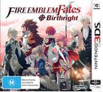 [3DS] Fire Emblem Fates (Birthright & Conquest) $52 Each @ Big W