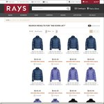 Outdoor Expedition 650 Loft Goose Down Jacket $100 (Was $249) @ Rays Outdoors - Req Free Membership