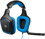 Logitech G430 7.1 Gaming Headset $59 Delivered @ Shopping Express