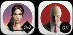 [iOS] Lara Croft GO + Hitman GO Bundle $0.99
