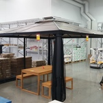 Outdoor Gazebo 3.6m X 3.6m 60% off $519.60 was $1299 @ Masters