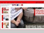 Storksak Baby Bags 50%off
