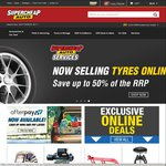 Supercheap Auto 20% off Sitewide Online Only - 24 January 2017 (Exclusions Apply)