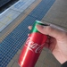 250ml Coke Cans - FREE @ Sydney Central Station