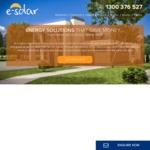 5.9kW Trina Panels 295w + 5kW ZeverSolar Inverter - Photovoltaic Solar System $4,855 after STC Rebate @ E-Solar (Perth, WA)