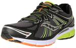 Men's Saucony OMNI 13 Performance Running Shoes Black/Citron/Orange $69.95 (RRP $199.95) + Free Shipping @ The Shoe Link