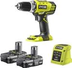 Ryobi One+ 18V Compact Drill Kit $129 (Was $169) @ Bunnings