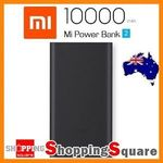 Xiaomi Power Bank 2 10000mAh Quick Charge 2.0 Portable Charger $23.75 Delivered @ Shopping Square eBay (AU STOCK)