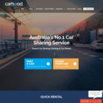 20% Bonus Earnings @ Carhood