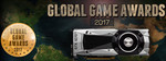 Win a  Geforce GTX 1070 Ti from Global Game Awards