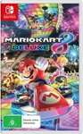 [Switch] Mario Kart 8 $49 Delivered @ Amazon AU (10% Cashback w/ AmEx/NAB)
