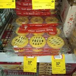 37c Fruit Mince Pies (Coles Asquith, NSW)