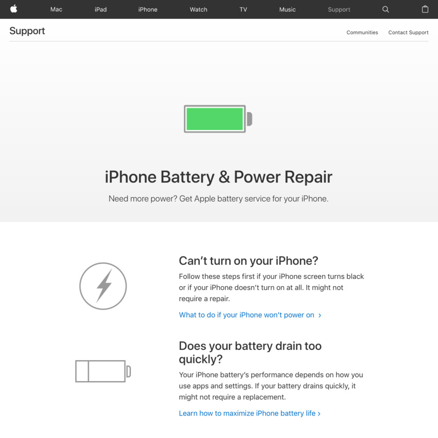 how to change apple iphone 6 battery