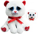 """William Mark 8.5"""" Taylor Truelove Feisty Pets Plush Stuffed Valentine's Bear US $15.99 (AU $20.8) Delivered @ Zapals"""