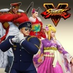 PS4/PSN - Street Fighter V - 30th Anniversary Costumes FREE