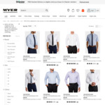 40% off Mens Business Attire & Formal Wear When You Buy 2 or More @ Myer