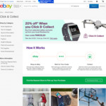 20% off 26 Stores @ eBay (Allphones, Shopping Square, KG Electronic, JW Computers + More)