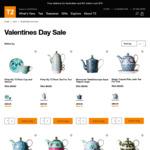 T2 Tea - 15% off Selected Teawares (Online Only)