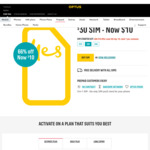 Optus $30 SIM Starter Kit for $10 @ Optus Online