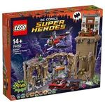 LEGO 76052 Batman Classic TV Series – Batcave $189.05 (RRP $399.99) + Free Shipping or C&C @ Target eBay