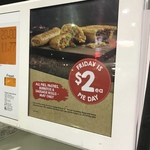$2 Pies, Pasties, Burritos and Sausage Rolls on Fridays in May at 7-Eleven