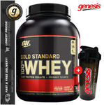 Optimum Nutrition Gold Standard Whey 5LB - $63.96 @ Genesis eBay