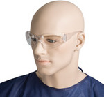 $1 Medium-Impact Hard-Coat Scratch Resistant UV400 Safety Glasses + Shipping or Free C & C (Sydney) @ AIMS Industrial